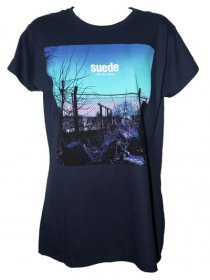 Ladies Blue Hour Tour T Shirt With 2018 Tour Date Back Print