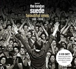 The Best of The London Suede: Beautiful Ones 1992 - 2018 2 CD Set