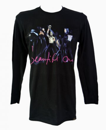 Beautiful Ones Long Sleeved T Shirt