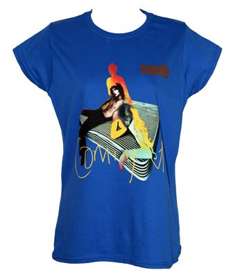 Blue Coming Up T Shirt