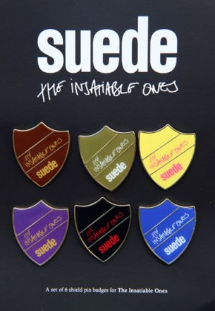 Set Of 6 Badges