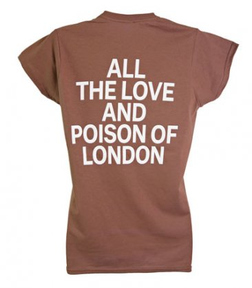 Love And Poison T Shirt
